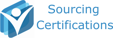 Sourcing Certifications