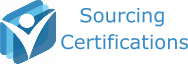 Sourcing Training & Certifications Logo